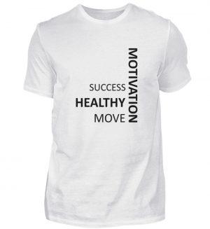 SpreeRocker - Motivation - Herren Shirt-3