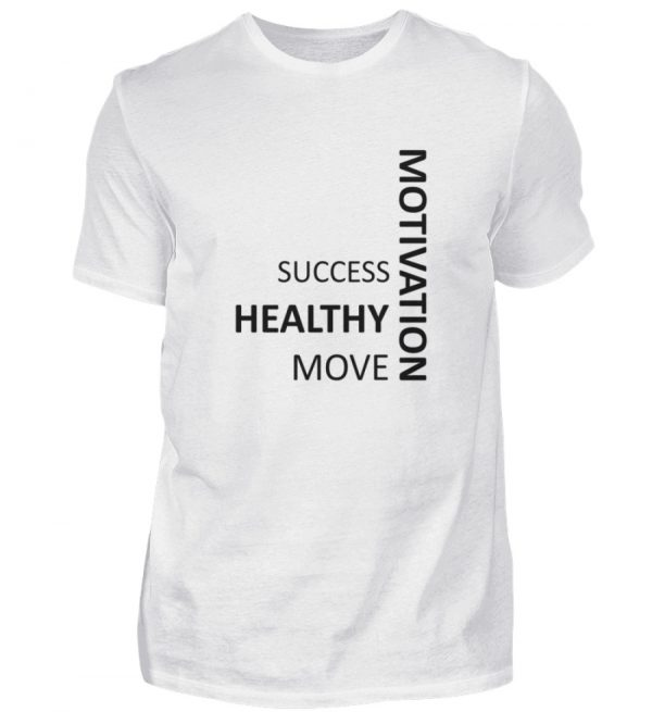 SpreeRocker - Motivation - Herren Shirt-3