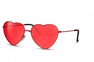 CWI Sonnenbrille Damen Kat.3 rot (CWI2288)