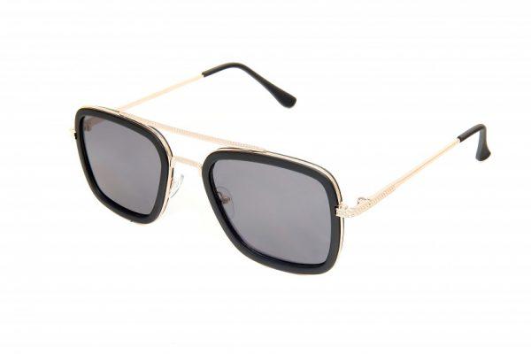 Kost damen-Sonnenbrille blau/schwarz/gold (PZ20-095)