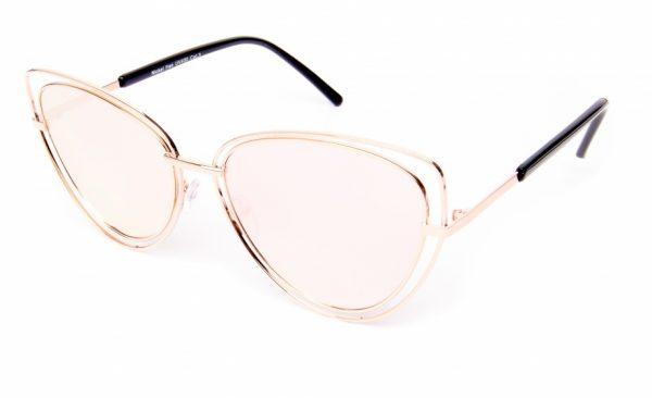 Kost Sonnenbrille Damen gold/rosa